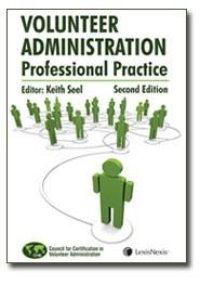 Volunteer Administration Professional Practice